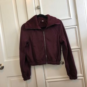 Lululemon Fleece-lined Jacket